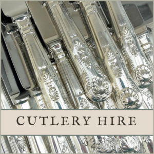 cutlery hire service