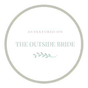 Featured in The Outside Bride