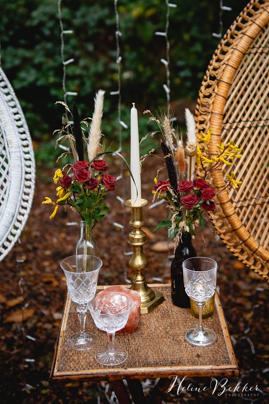 Wedding glassware hire in Kent